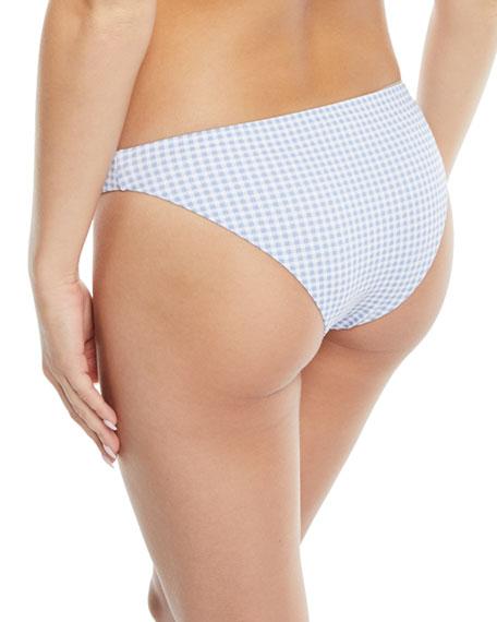 Betty Check Hipster Bikini Bottom