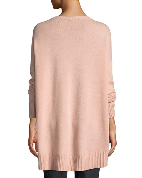 Lofty Cashmere Oversized Sweater