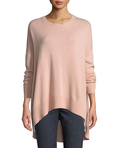 Lofty Cashmere Oversized Sweater