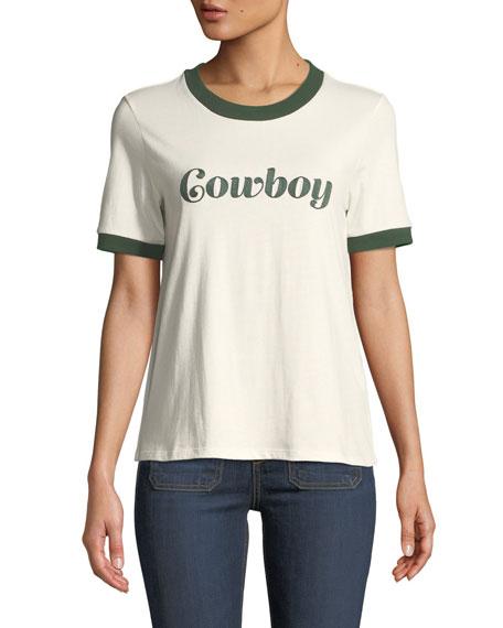 Mills Cowboy Graphic Tee