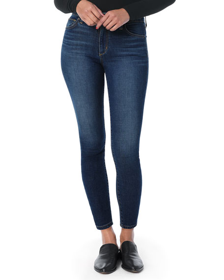 Joe's Jeans The High Rise Honey Skinny Ankle