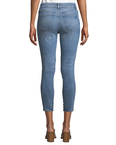 Florence Instasculpt Cropped Skinny Jeans
