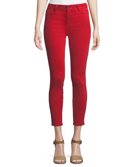 Parker Smith Ava Skinny-Leg Crop Jeans