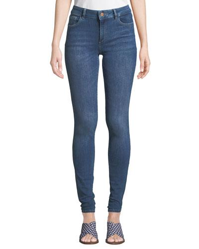 Danny Mid-Rise Instasculpt Skinny Jeans