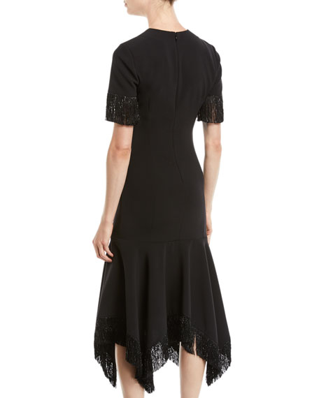 Valler Handkerchief Dress w/ Fringe