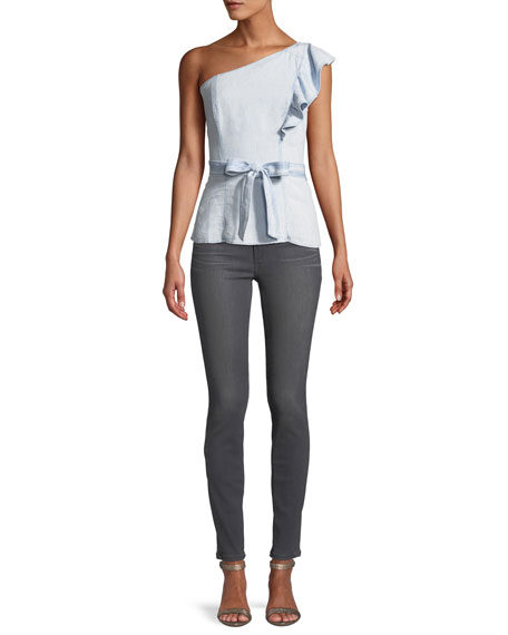 Hoxton Ultra Skinny High-Rise Jeans