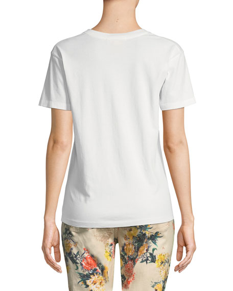 Cheap Date Graphic Crewneck Tee