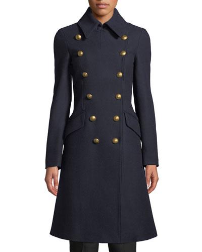 Brigadier Mid-Length Coat