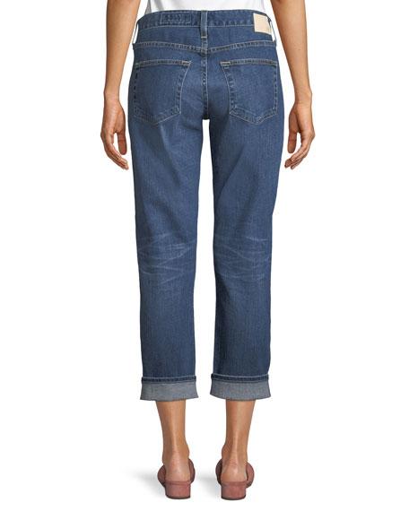 The Ex-Boyfriend Distressed Slim Jeans, 12 Years Aroma