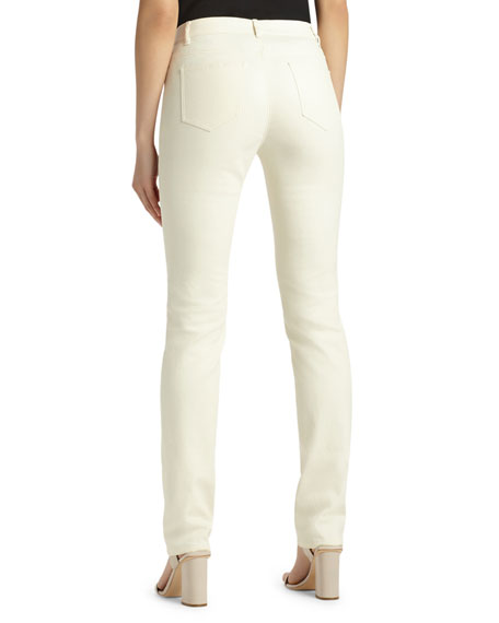 Thompson Curvy Slim-Leg Jeans