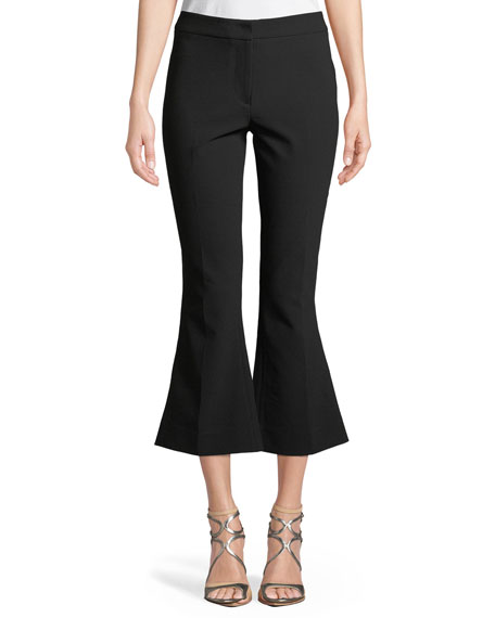 Mestiza New York Tuxedo Cropped Kick Pants