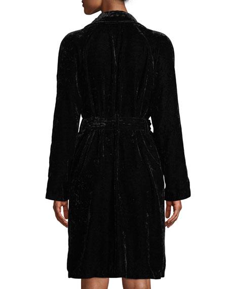 Nikita Velvet Trench Coat