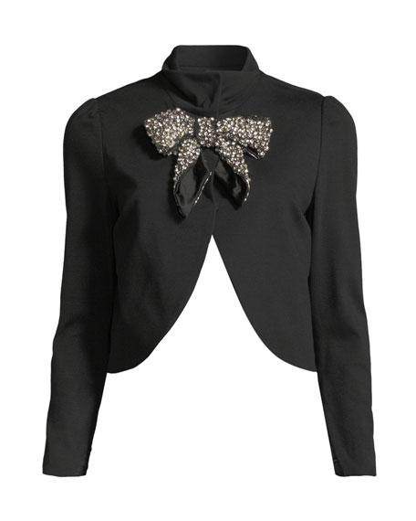 Addison Embellished Cropped Jacket