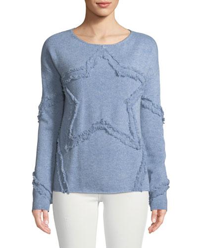Starlet Cashmere Sweater, Petite