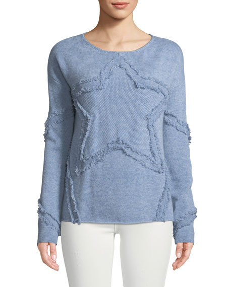 Lisa Todd PETITE STARLET CASHMERE SWEATER