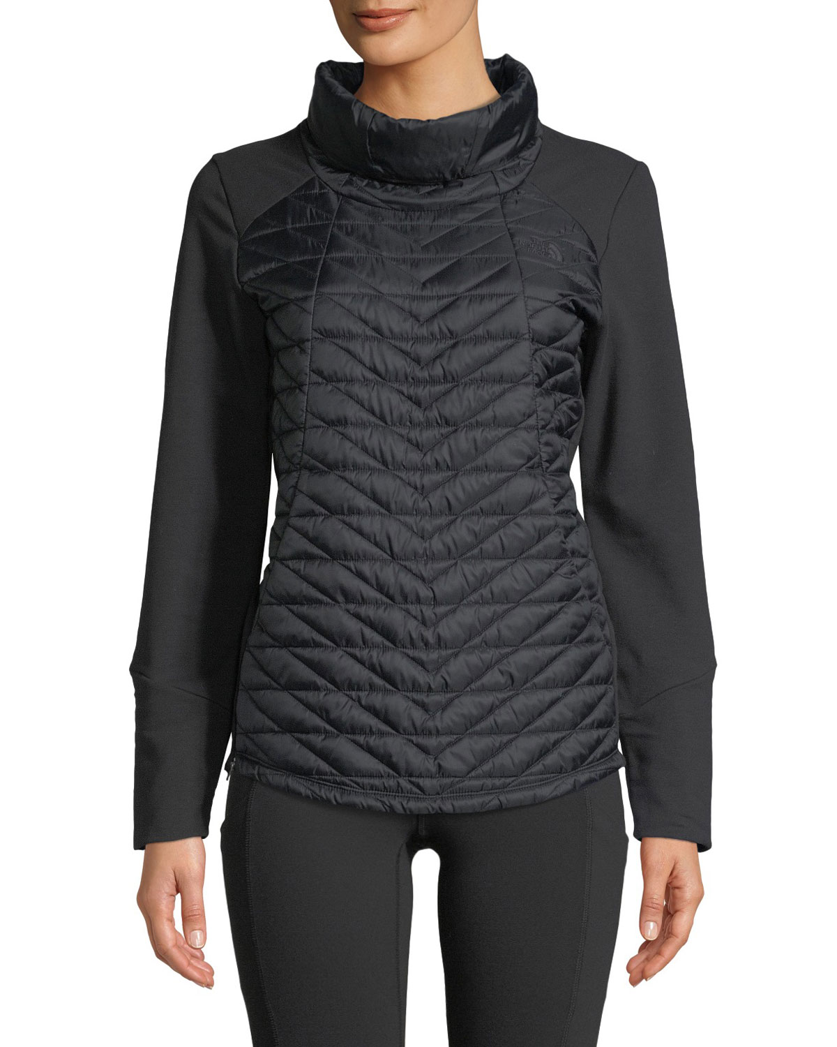 56c4ded7ec The North Face Motivation Thermoball Insulated Performance Pullover Jacket