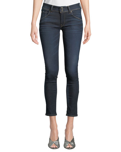 Collin Mid-Rise Cropped Skinny Jeans