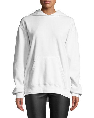 Austin Hooded Graphic Pullover Sweatshirt