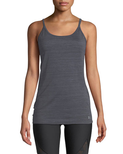 Vanish Seamless Space-Dye Strappy Tank