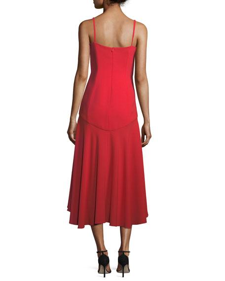 Jolanna Sleeveless A-Line Dress