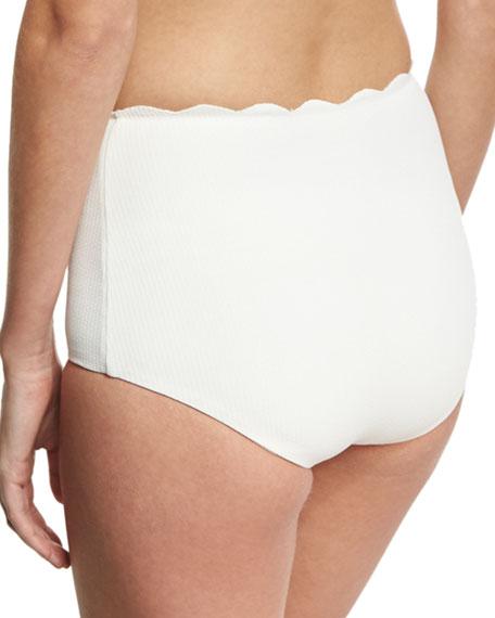 Palm Springs High-Waist Swim Bikini Bottom
