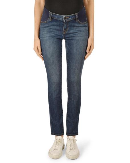 J Brand Mama J Cigarette Skinny Maternity Jeans