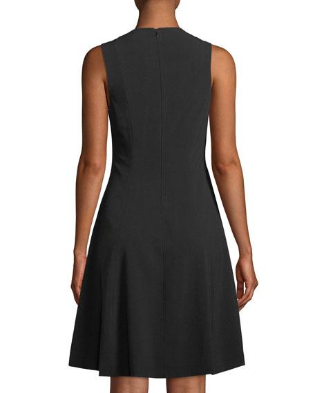 The Emberson V-Neck Sleeveless Dress