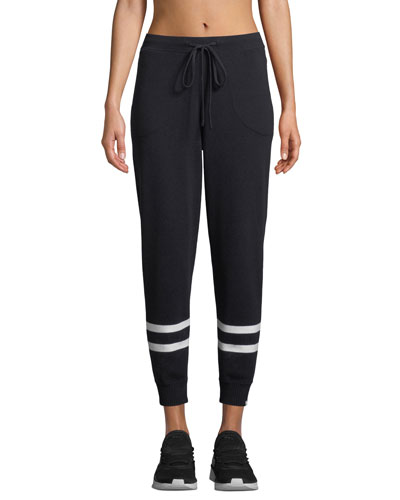 Miriam Knit Drawstring Jogger Pants