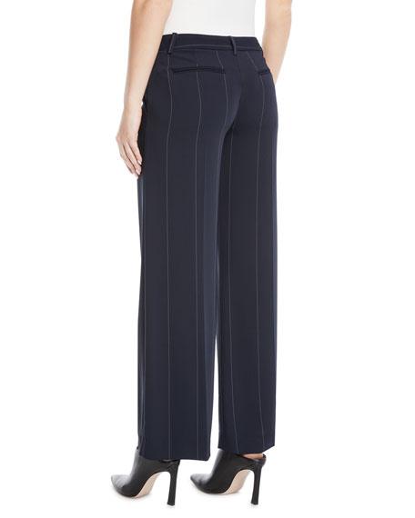 Apollo Trousers in Pinstripe