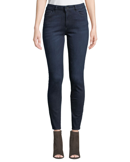 DL1961 Premium Denim Farrow Instaslim High-Rise Skinny Jeans