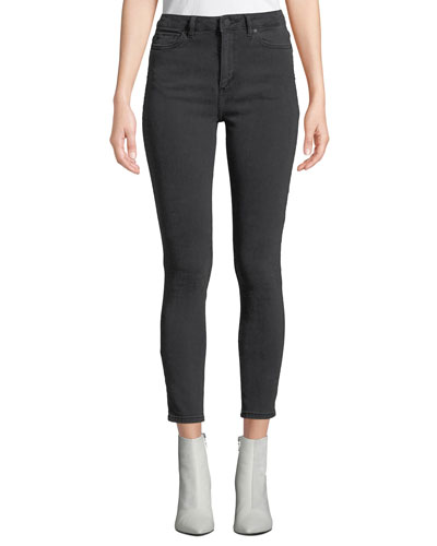 Chrissy Ultra High-Rise Skinny Ankle Jeans