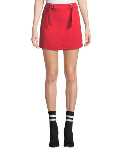 Derrick Mini Skirt