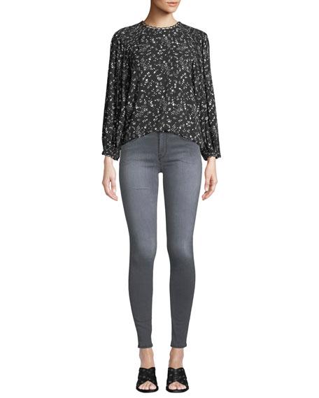 Nico Mid-Rise Super Skinny Jeans