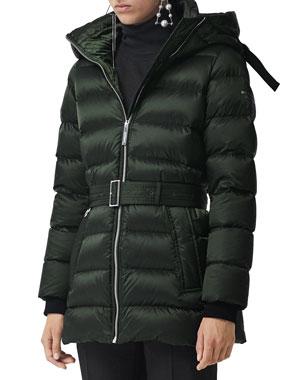 ec4b114597d Women s Quilted Jackets   Puffer Coats at Neiman Marcus