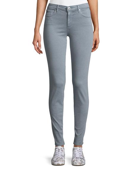Prima Mid-Rise Cigarette Jeans