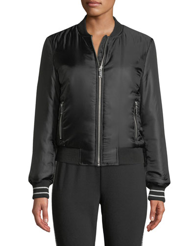 Sport Packable Bomber Jacket