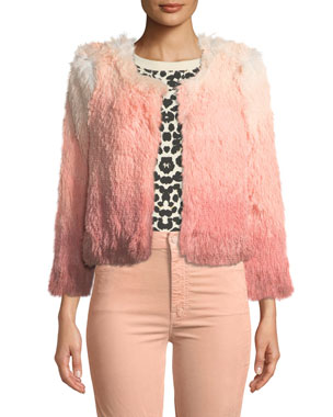 5242bfcde67557 Women s Designer Coats   Jackets at Neiman Marcus