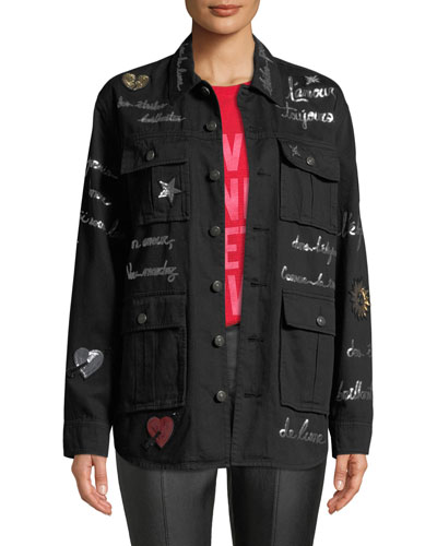 Love Letter Canyon Sequin Jacket