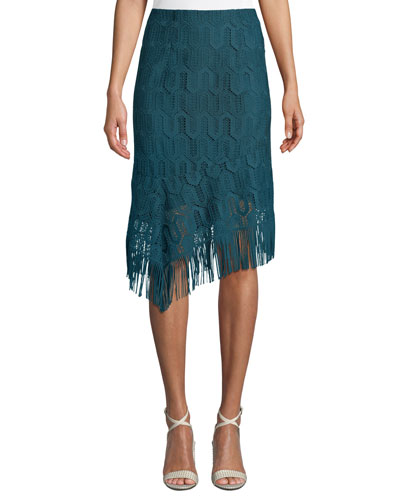 Gin Mill Fringe Skirt