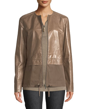 Lafayette 148 Jackets At Neiman Marcus