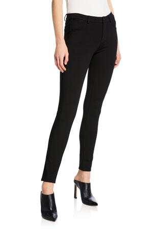 Lafayette 148 New York Mercer Punto Milano Skinny-Leg Jeans