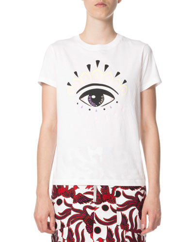 Eye-Graphic Classic Crewneck T-Shirt