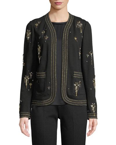 Ziva Embellished Jacket