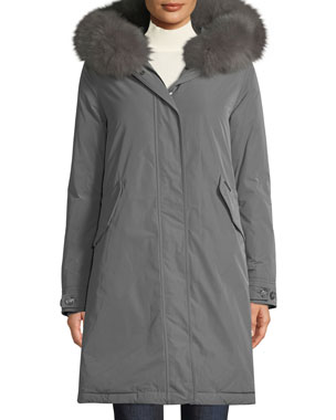 8966a361d Fur   Faux FurJackets   Coats at Neiman Marcus