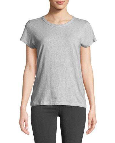 The Tee Classic Cotton Crewneck Shirt