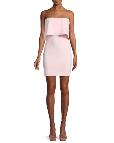 a0c3167cdb4 Likely Driggs Strapless Popover Mini Dress