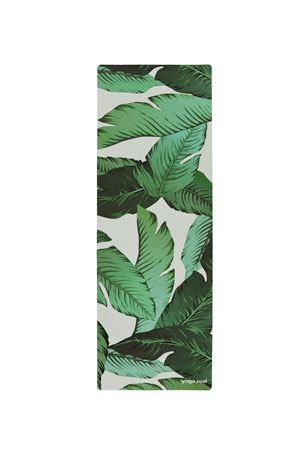 Yoga Zeal Banana Leaf Combo Yoga Mat