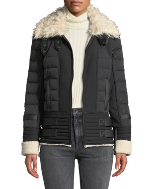 d0ca8925f Women s Sports Jackets   Workout Hoodies at Neiman Marcus