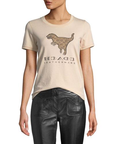 Signature Rexy Logo T-Shirt
