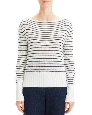 e838c0f557a8 Designer Sweaters for Women at Neiman Marcus